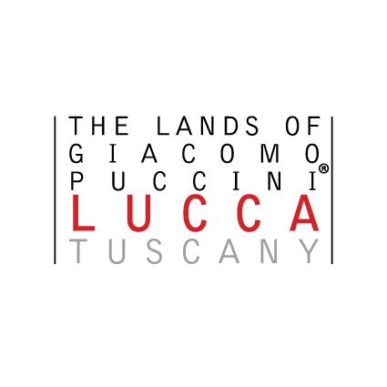 Logo the lands of giacomo puccini