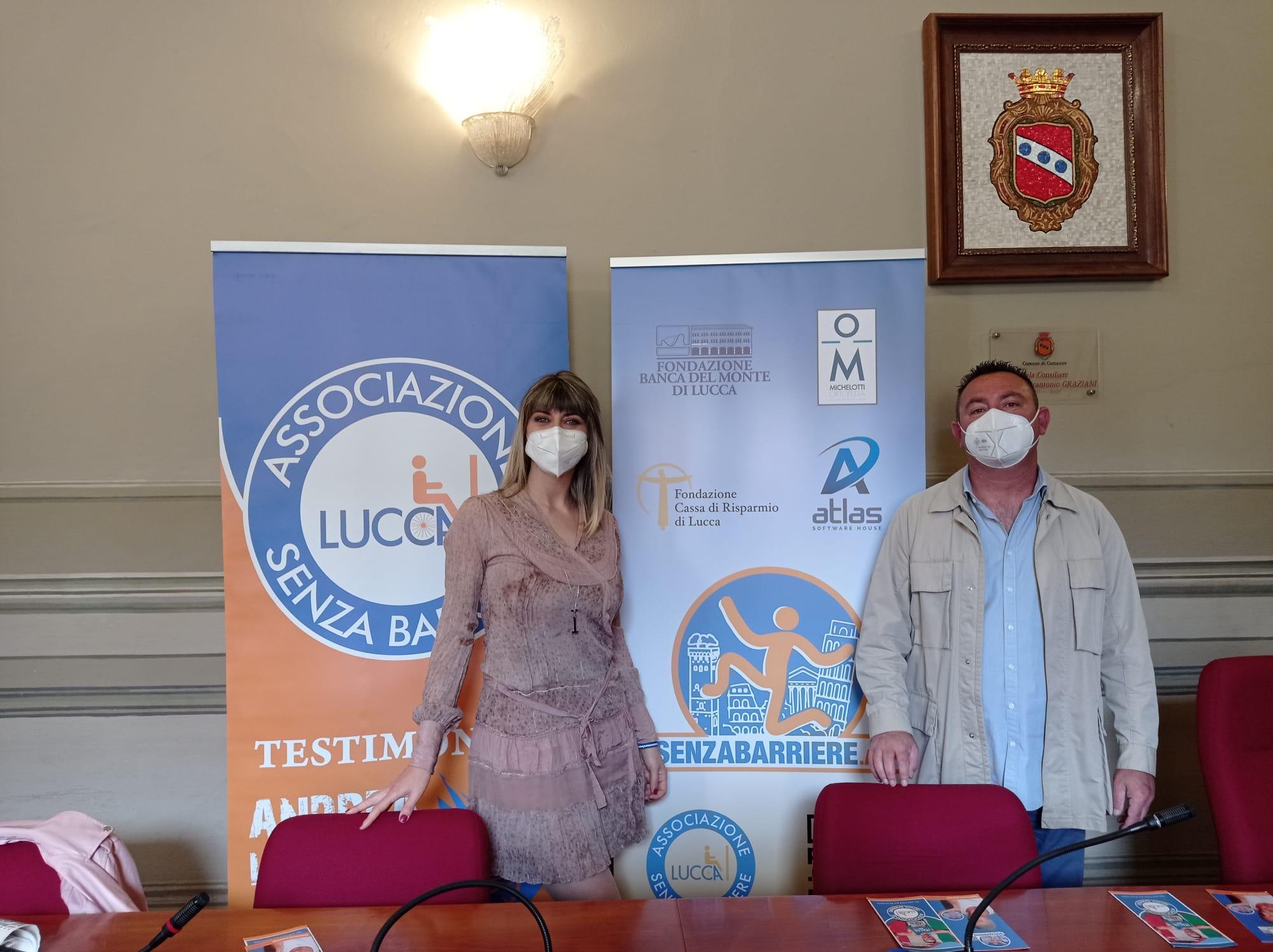 Domenico Passalacqua e Ilaria Della Bidea